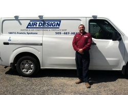 air design hvac technician
