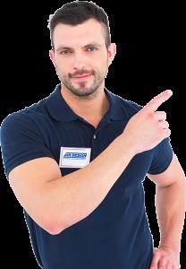 Service Man - HVAC Service Spokane