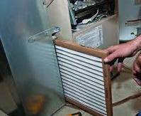 HVAC Furnace Air Filter