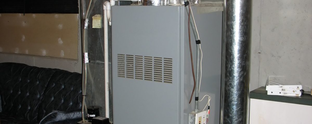Furnace Unit - HVAC Repair Spokane