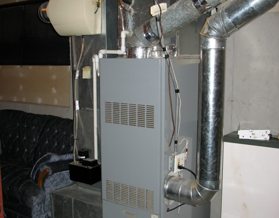 Furnace Unit - HVAC Repair Spokane