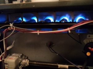 furnace pilot light